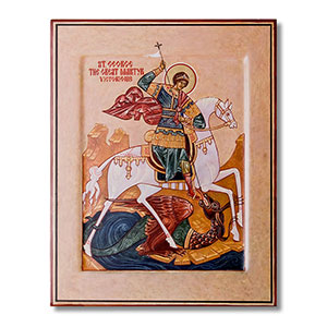 St. George, the Great Martyr Victorious